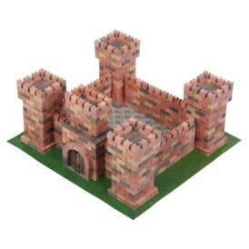 Керамический конструктор замок дракона