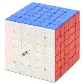 Кубик Рубіка 6х6 QiYi Wuhua V2 кольоровий1