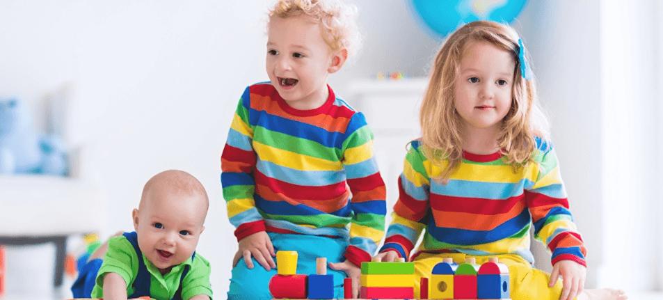 Конструкторы для ребенка дошкольного возраста