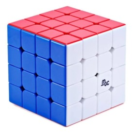 Магнітний кубик Рубика 4х4 YJ MGC stickerless кольоровий