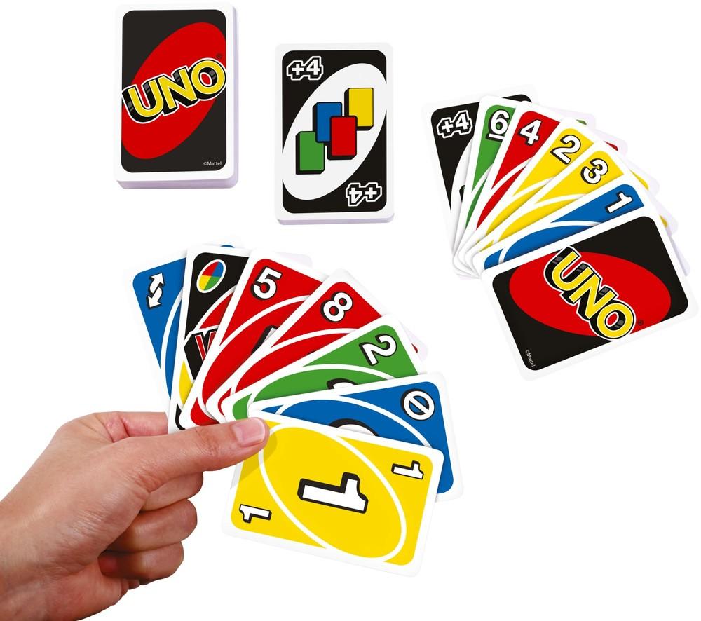 Карткова гра уно правила
