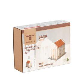 Упаковка керамического конструктора банк