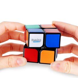 Кубик Рубіка 2х2 Gan RSC чорний1