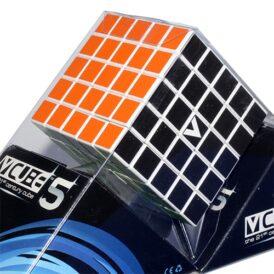 Кубик Рубіка 5х5 V-CUBE плоский білий2
