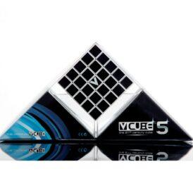 Кубик Рубіка 5х5 V-CUBE плоский білий1