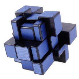 Зеркальный кубик - голубой от Smart Cube