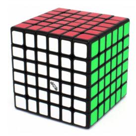 Кубик Рубіка 6х6 QiYi Wuhua V2 чорний