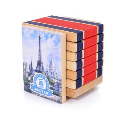 Дерев'яна головоломка-антистрес JakTak - КакТак (Франція)