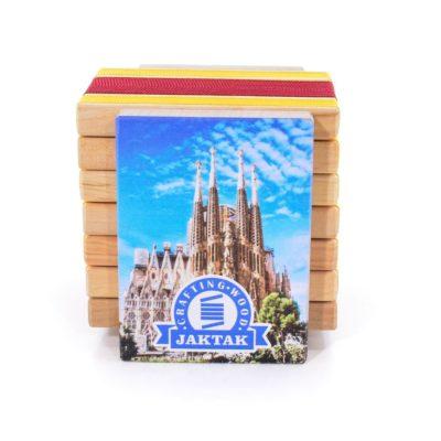 головоломка JakTak Барселона