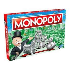 Классическая Монополия от Hasbro на украинском языке (1)