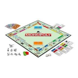Классическая Монополия от Hasbro на украинском языке (2)