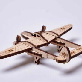 Wood Trick «Літак Лайтнінг»