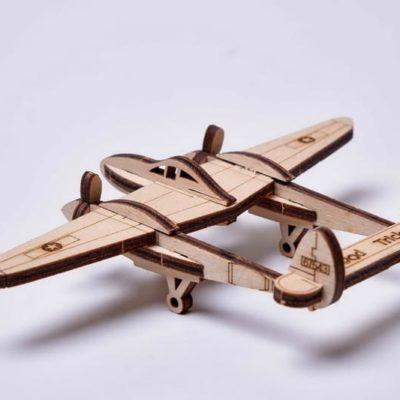 Wood Trick «Самолет Лайтнинг»