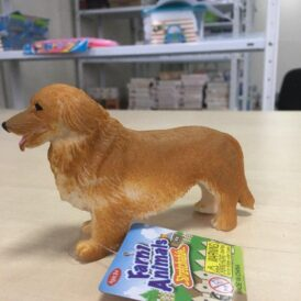 Мягкая собачка антистресс Ретривер