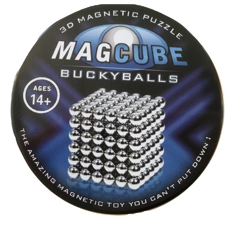 Новый неокуб цвет никель Magcube