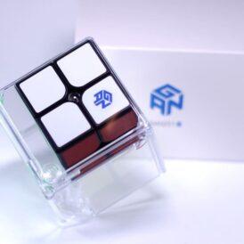Магнітний кубик Рубіка 2x2 GAN 251 M кольоровий і чорний2