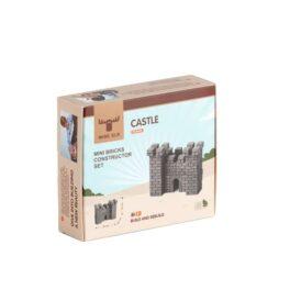 міні конструктор з цеглинок замок