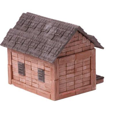 Керамический конструктор дом