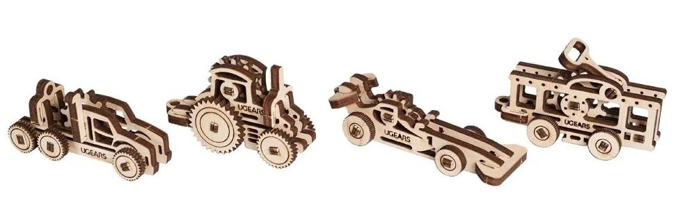 Механический 3D-конструктор
