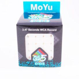 Кубик Рубіка 5x5 MoYu Meilong stickerless кольоровий2