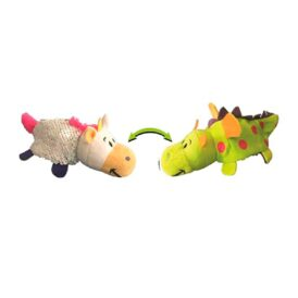 іграшка 2 в 1 єдиноріг дракон