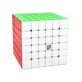 Магнітний кубик Рубіка 6х6 YJ YuShi V2 M кольоровий1