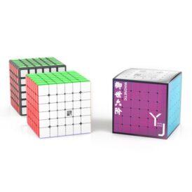 Магнітний кубик Рубіка 6х6 YJ YuShi V2 M кольоровий2