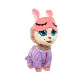 мягкая игрушка лама в пижаме