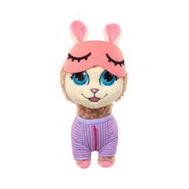 м'яка іграшка лама в піжамі