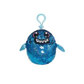 м'яка іграшка з паєтками акула