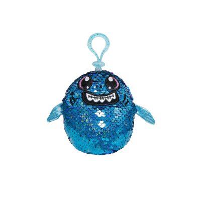 мягкая игрушка с пайетками акула
