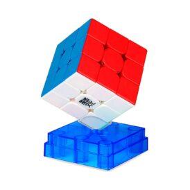 Кубик Рубіка 3х3 MoYu WeiLong WR stickerless1