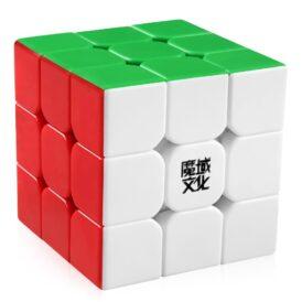 Кубик Рубіка 3х3 MoYu WeiLong WR stickerless2