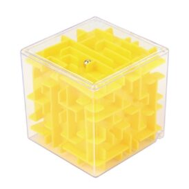 Головоломка куб лабиринт копилка