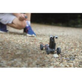 робот конструктор робот кладоискатель