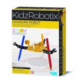 Робот-конструктор робот-художник