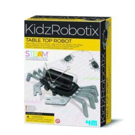 робот-конструктор настольный робокраб
