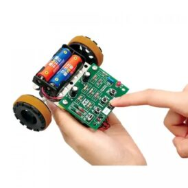 конструктор кнопочный программированный робот