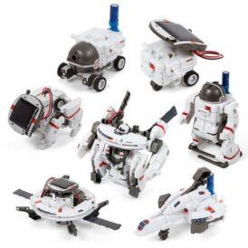 Робот-Конструктор Космический флот