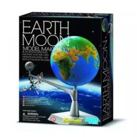 конструктор макет землі з місяцем