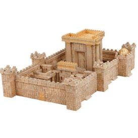 Конструктор з міні цеглинок Єрусалимський храм