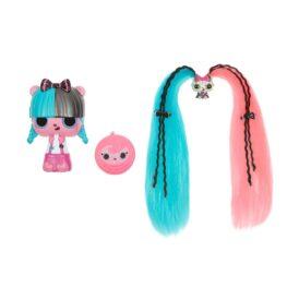 лялька модна зачіска