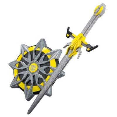 щит и меч трансформеры бамблби