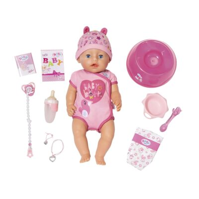 Кукла Baby Born Малышка