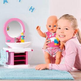 умивальник для ляльки baby born