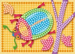 кукурузный конструктор мозаика насекомые