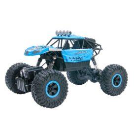 машинка на радіоуправлінні sport синя