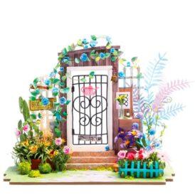 конструктор міні інтер'єрна модель вхід в сад