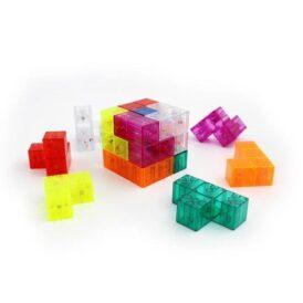 головоломка магнітні блоки