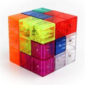 головоломка магнитные блоки